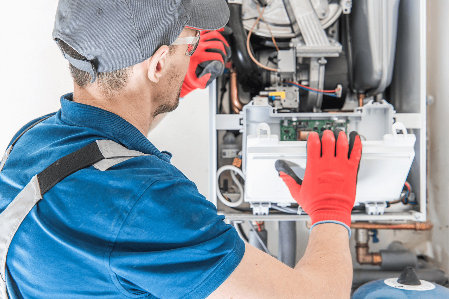 how much does commercial boiler servicing cost